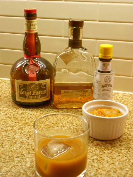 Fall Cocktail: Pumpkin Old Fashioned
